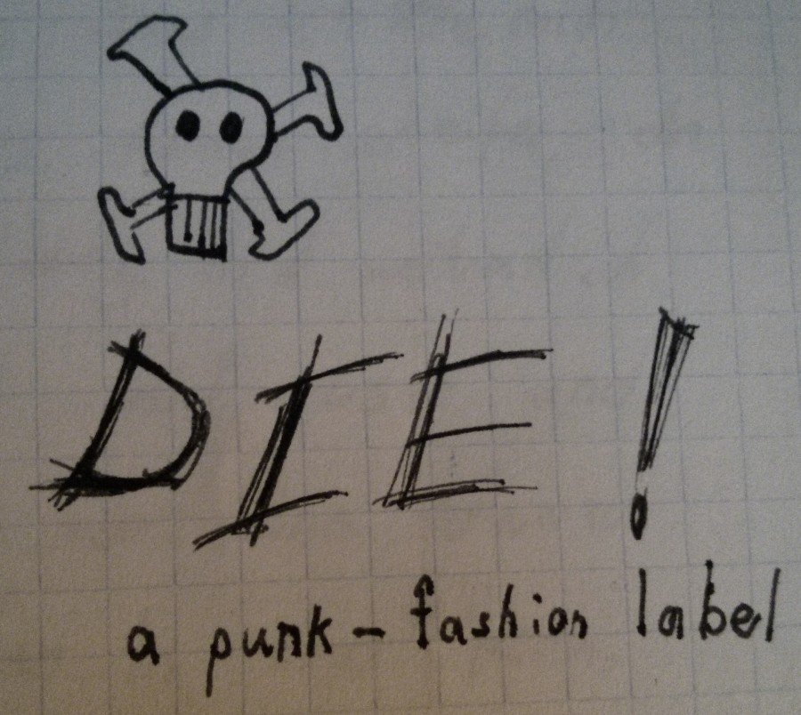 DIE! a punk-fashion label