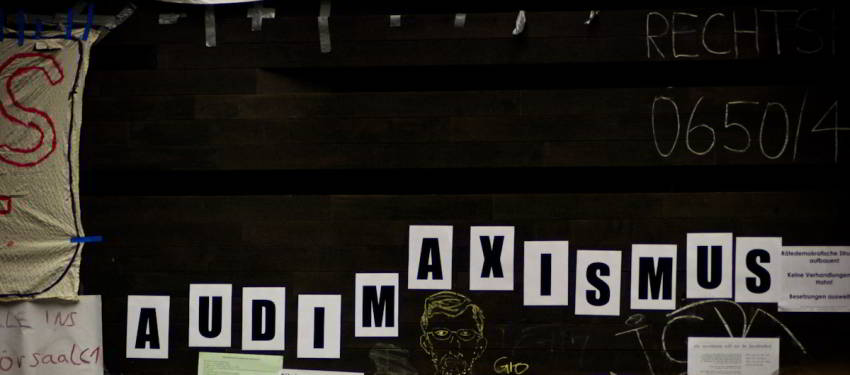 Audimaxismus cc-by-nc sliceoflife